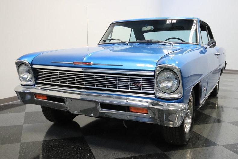 1966 Chevrolet Nova Chevy II #7