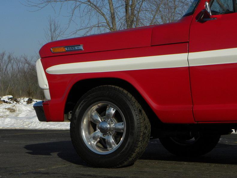 1969 Ford F100 Deluxe Styleside Pickup #22