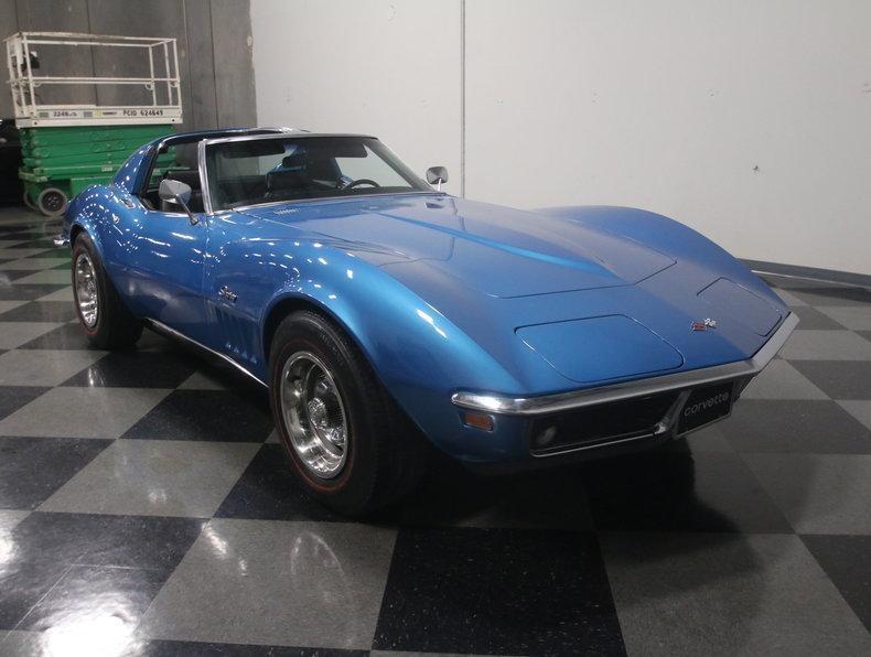 1969 Chevrolet Corvette #38