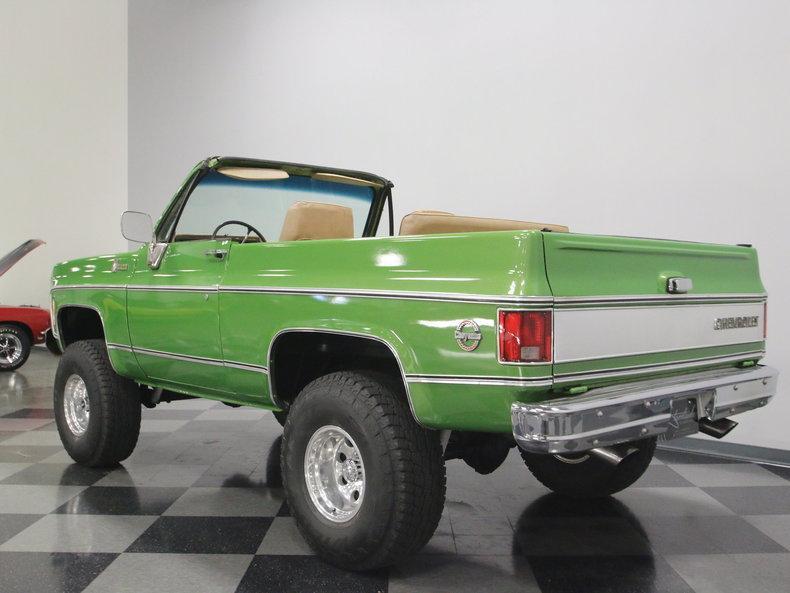 1975 Chevrolet Blazer K5 #19