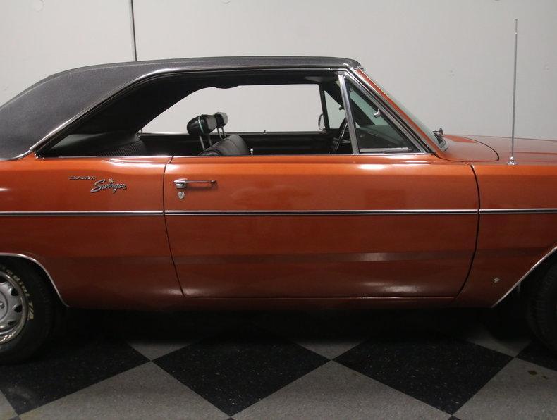 1970 Dodge Dart Swinger #25