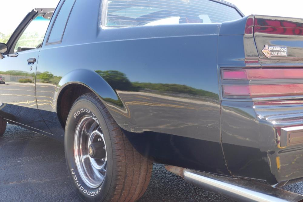 1987 Buick Grand National -AFFORDABLE ONE OWNER WITH T TOPS-SEE VIDEO Stock # 87381JP for sale near Mundelein, IL | IL Buick Dealer #14