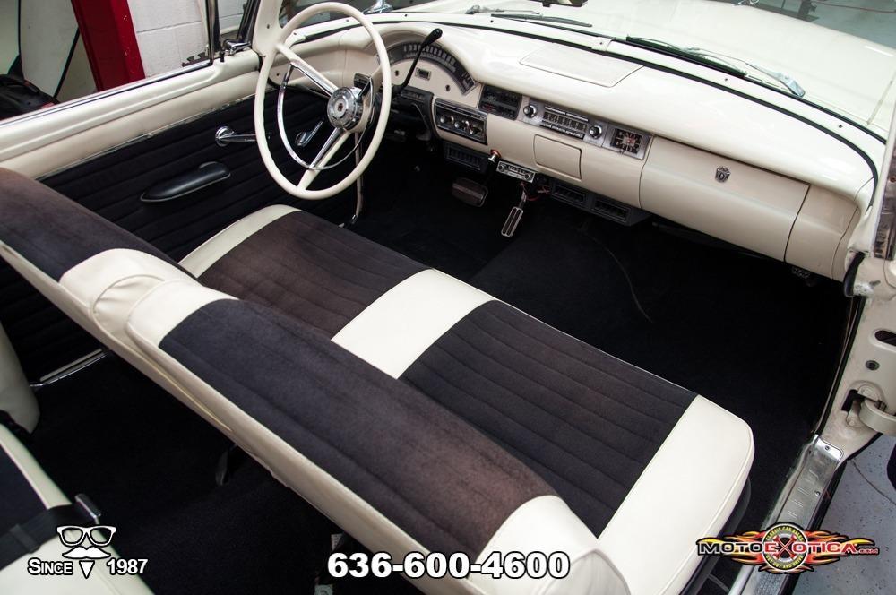 1957 Ford Fairlane 500 Sunliner Restomod #79