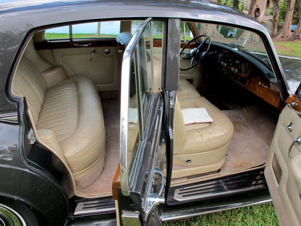 1963 Rolls-Royce Silver Cloud III Standard Sedan #LSCX49 – 49,636 Miles #5