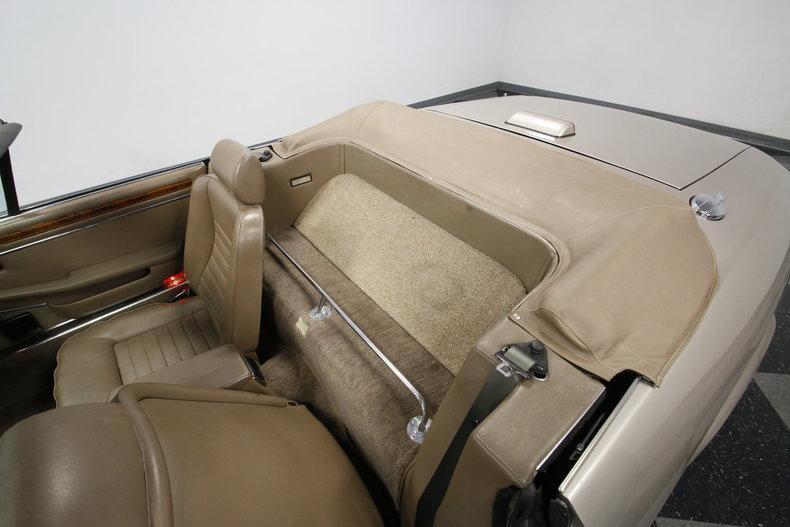 1988 Jaguar XJS V12 #42