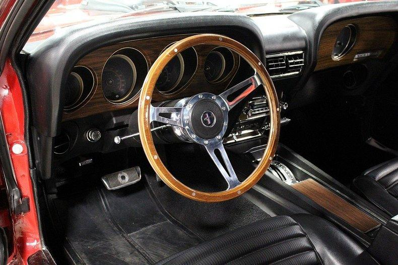 1970 Ford Mustang Mach 1 #31