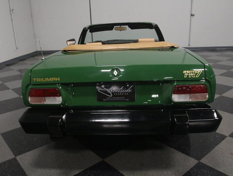 1980 Triumph TR7 #27