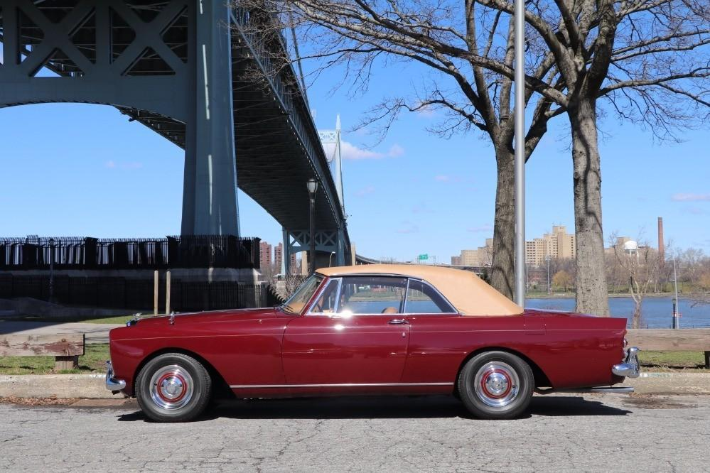 1962 Bentley S2 Continental Park Ward #11