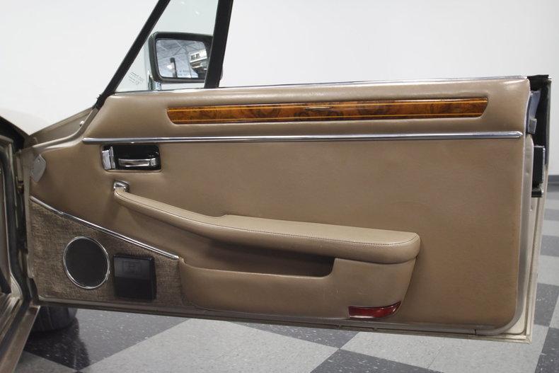 1988 Jaguar XJS V12 #49