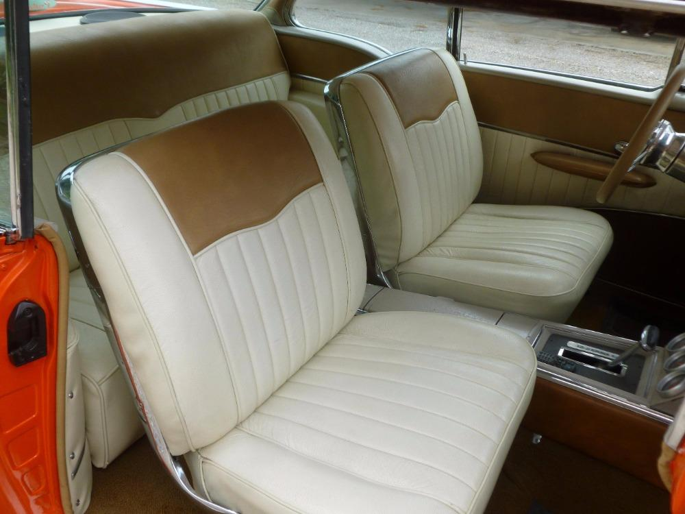 1957 Chevrolet Bel Air -400 HP - MSD - BUCKET SEATS- GREAT QUALITY DRIVER- Stock # 38357SAL for sale near Mundelein, IL | IL Chevrolet Dealer #13
