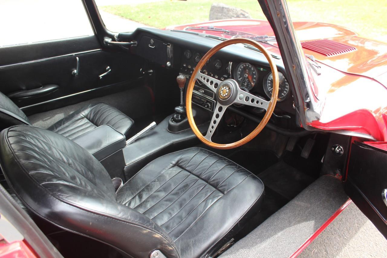 Jaguar E-Type #9