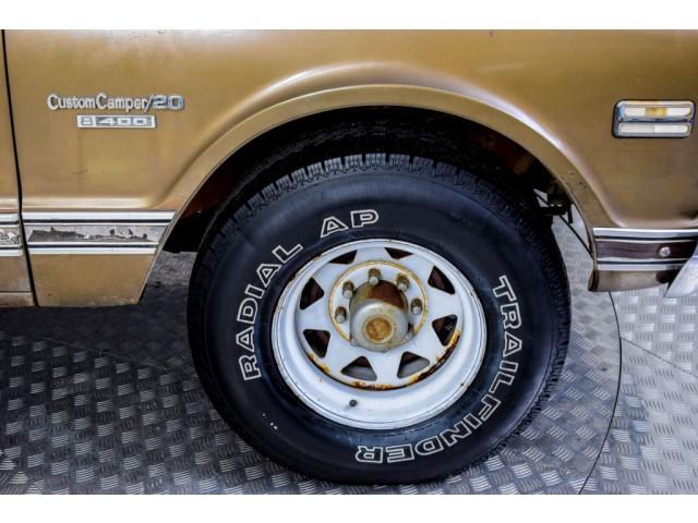Chevrolet Pickup Custom Camper V8 #33