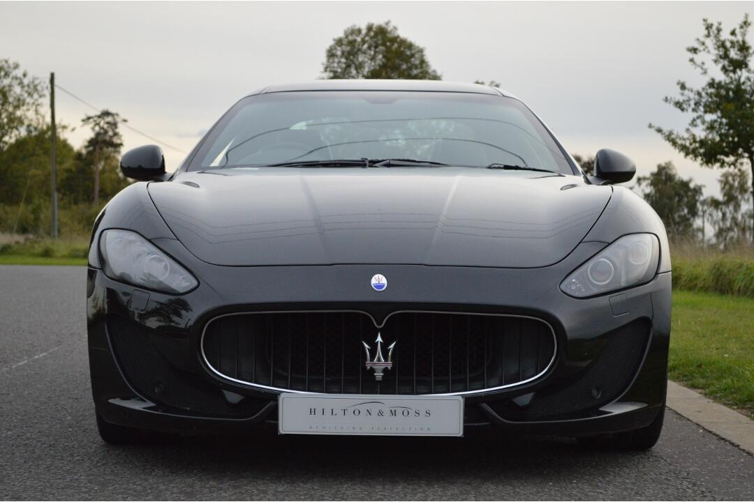 Maserati Gran Turismo #1