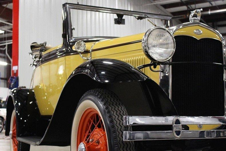 1931 Ford Model A #30