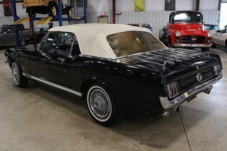 1966 Ford Mustang #65