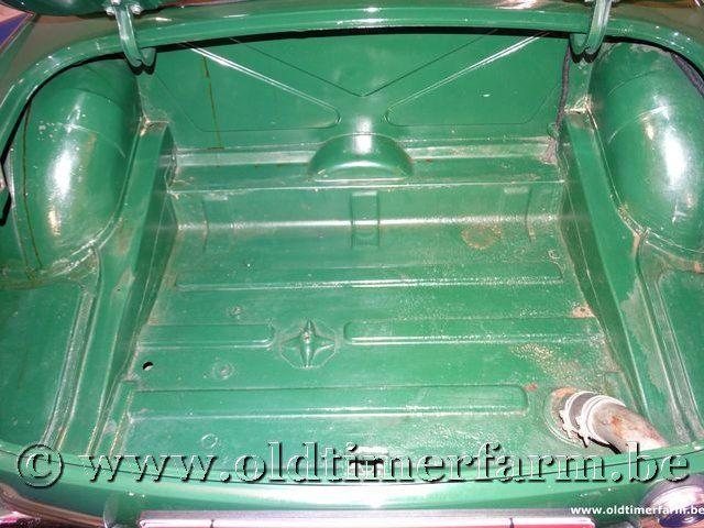 MG B Roadster Green '66 #142