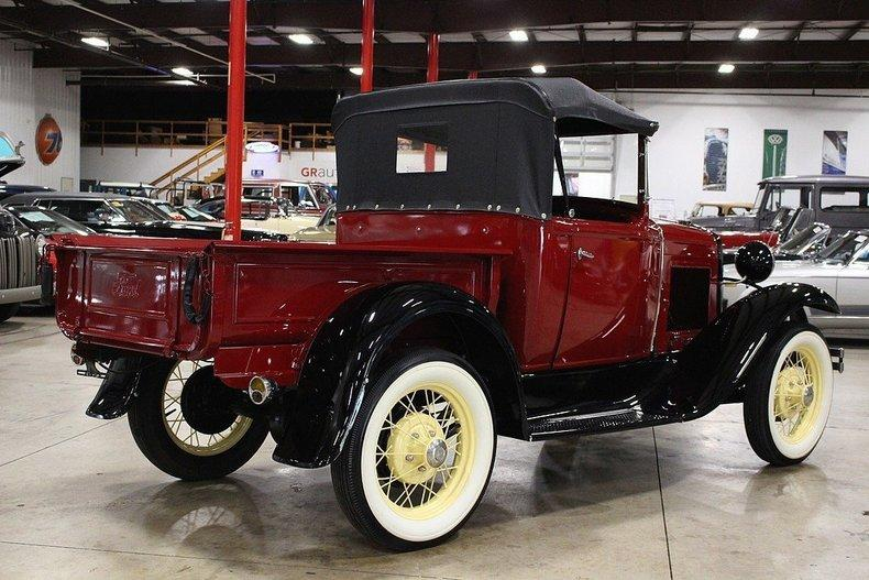 1931 Ford Model A #4