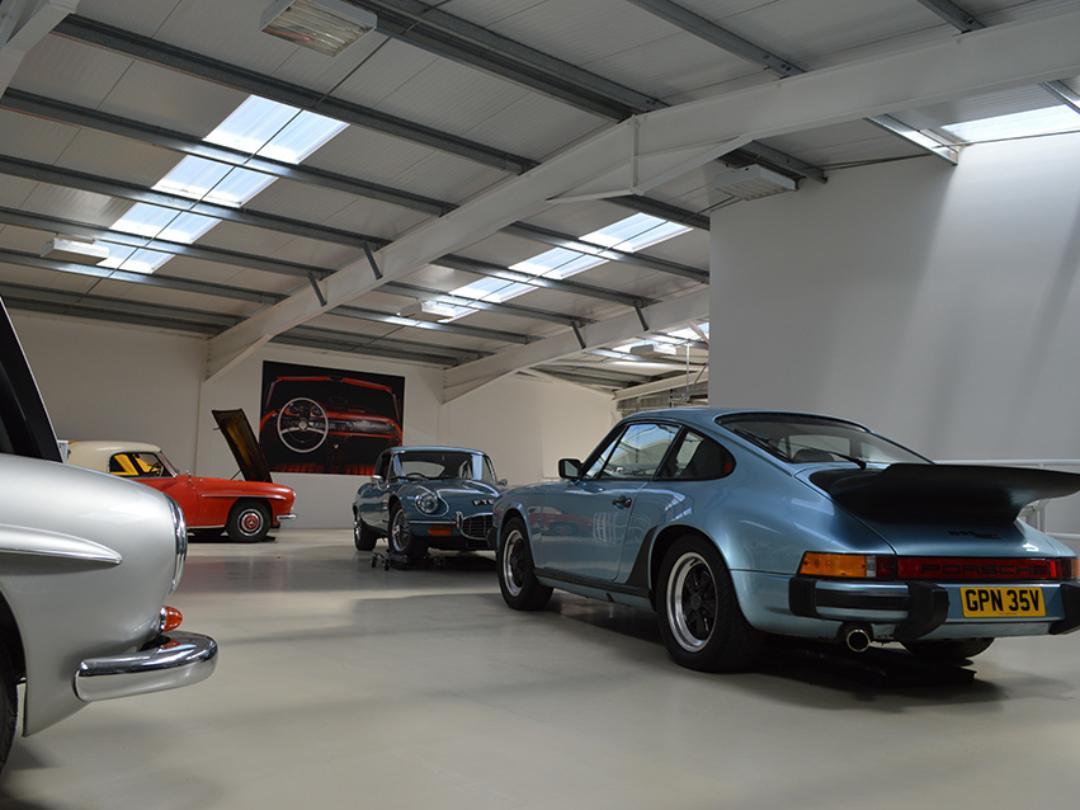 Porsche 911 SC #5