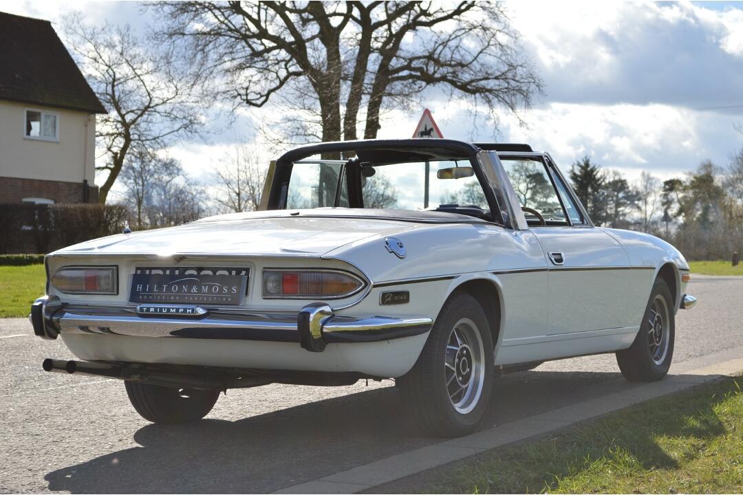1971 Triumph Stag #6