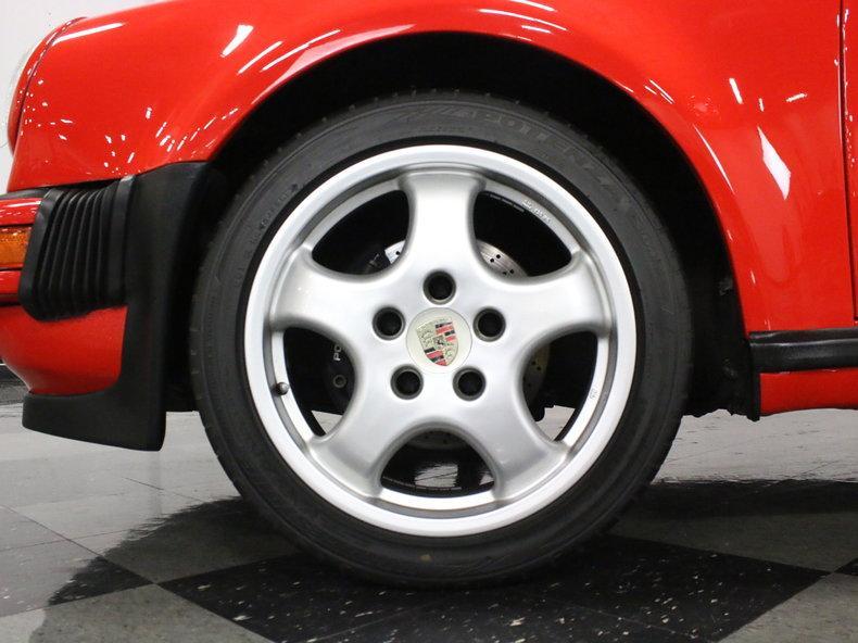 1988 Porsche 911 Turbo Cabriolet #57