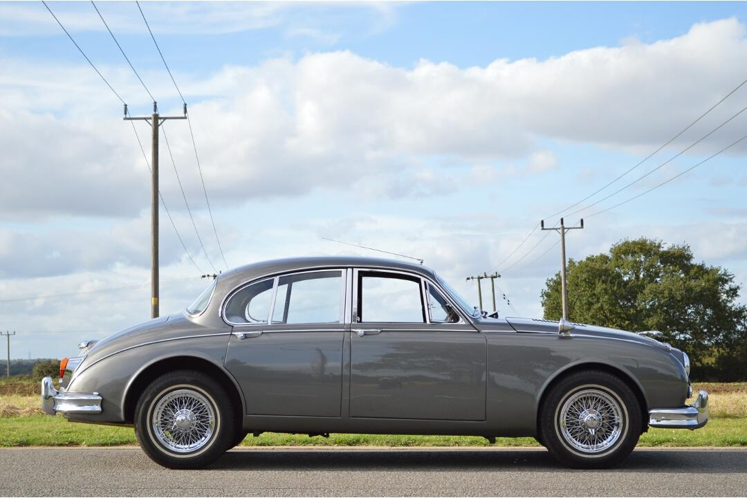 Jaguar Mk2 3.8 Genuine Coombs #7