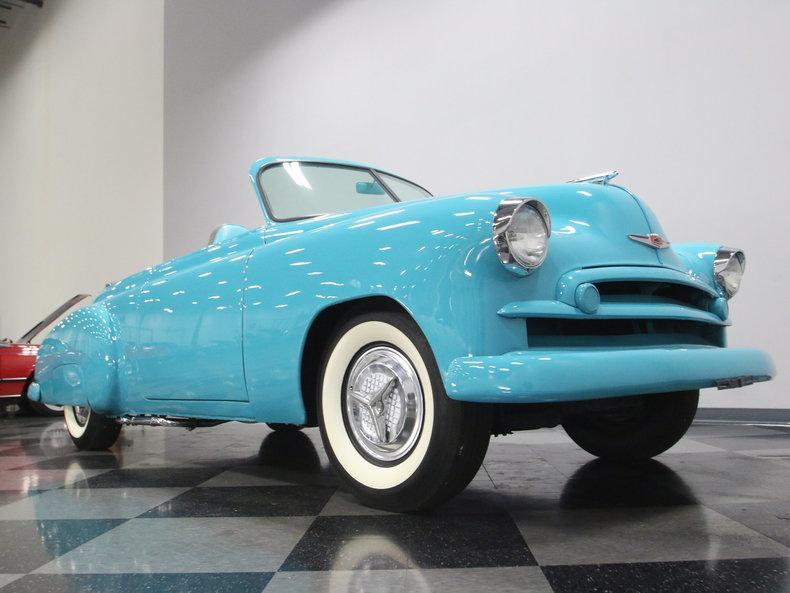 1949 Chevrolet Sedan Roadster #28