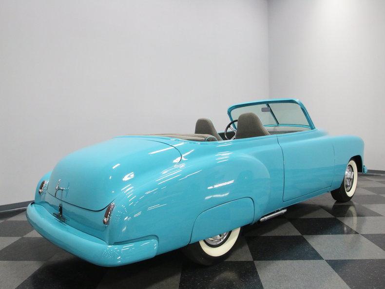 1949 Chevrolet Sedan Roadster #18