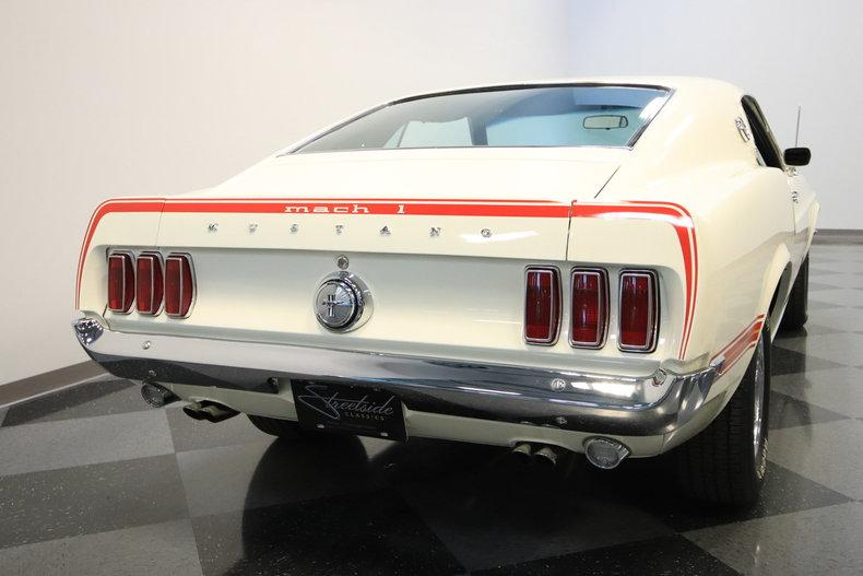 1969 Ford Mustang Mach 1 Cobra Jet #18