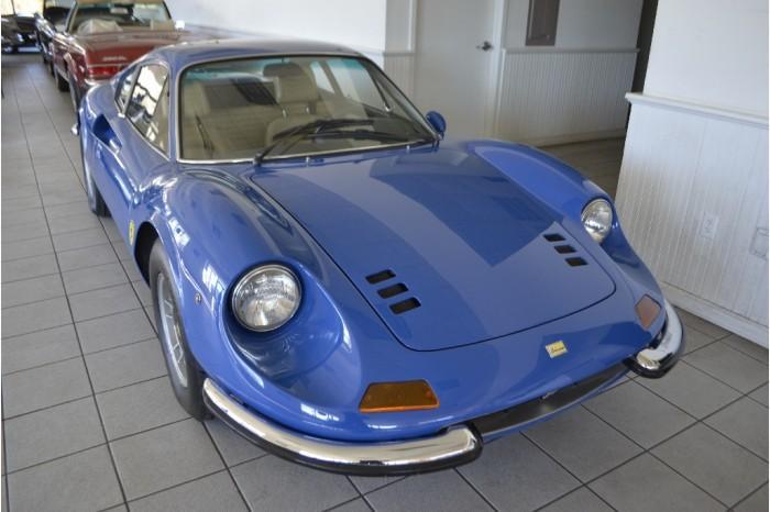 1971 Ferrari 246 Dino GT #0