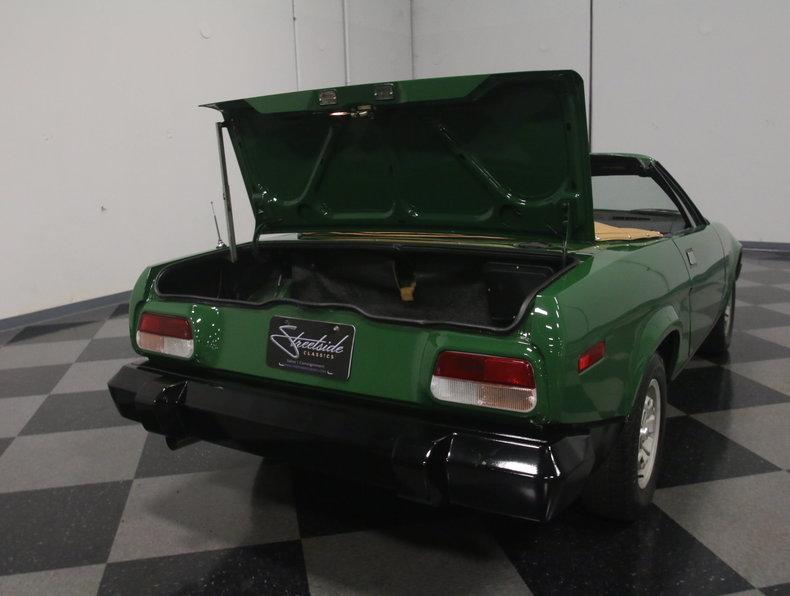 1980 Triumph TR7 #43