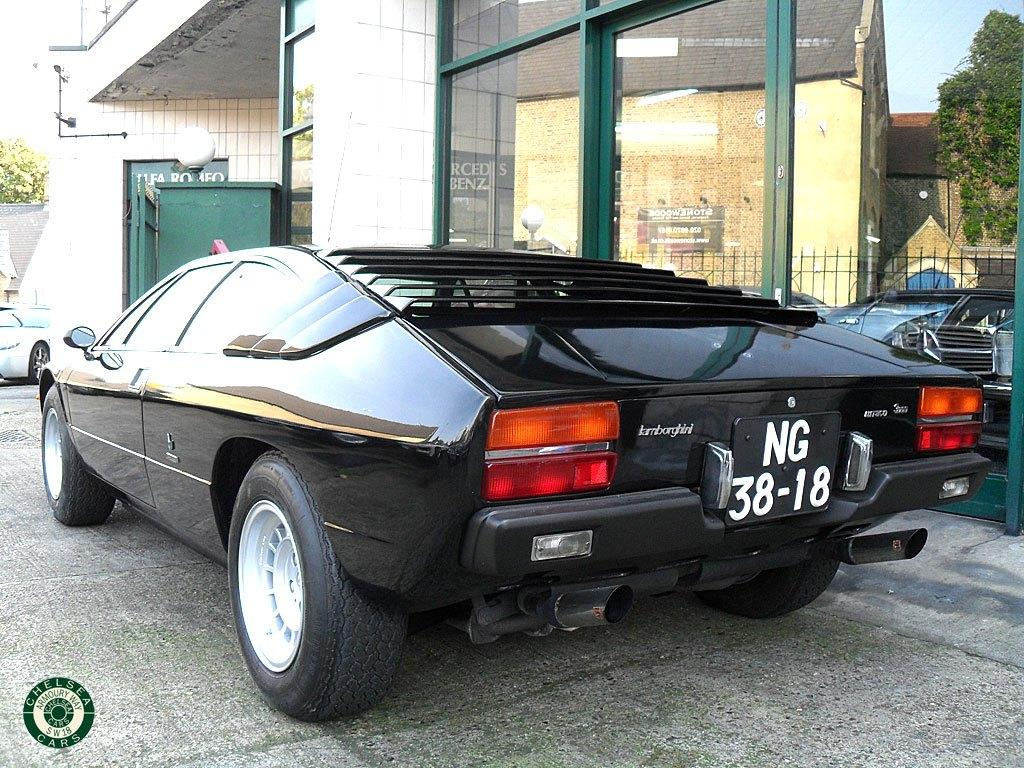 lamborghini urraco p300 1977 for sale | autoclassics