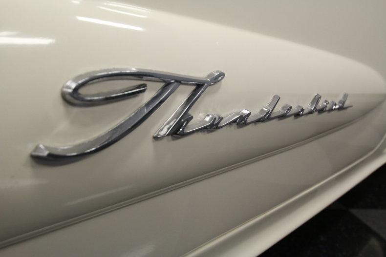 1960 Ford Thunderbird J-Code #59