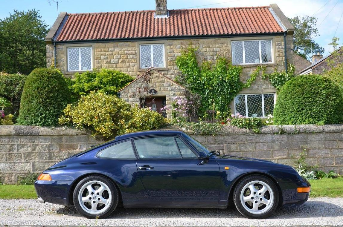1996 Porsche 911 (993) Carrera 2 Coupé - Silverstone Auctions #0
