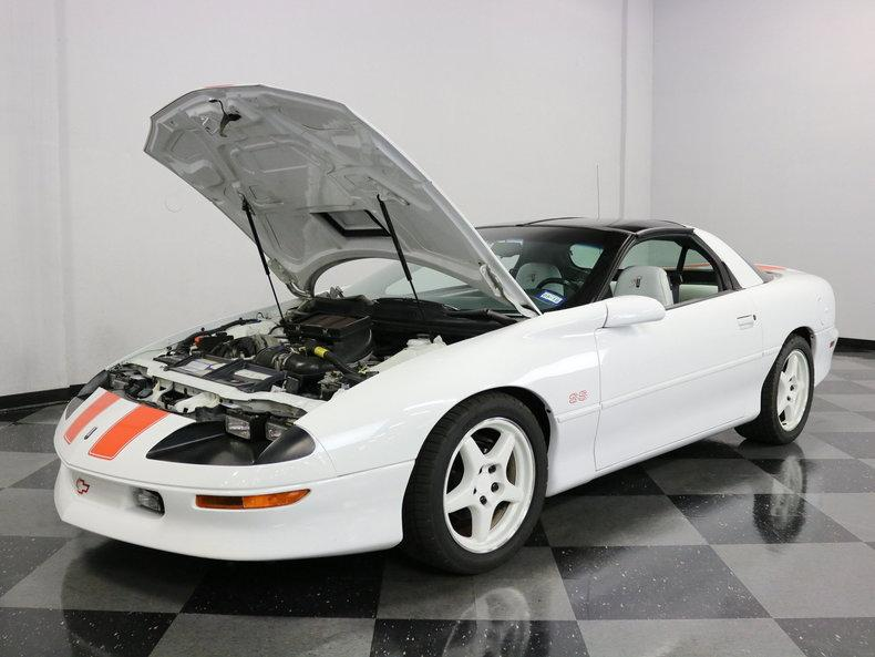 1997 Chevrolet Camaro SS 30th Anniversary SLP Edition #31