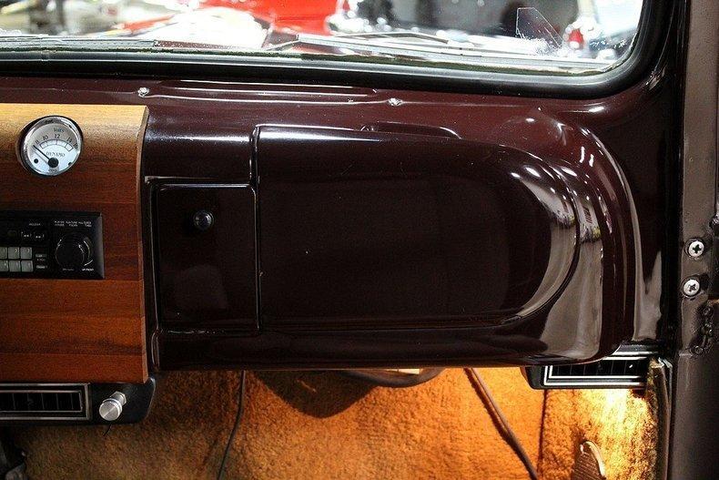 1948 Ford F1 Panel Van #32