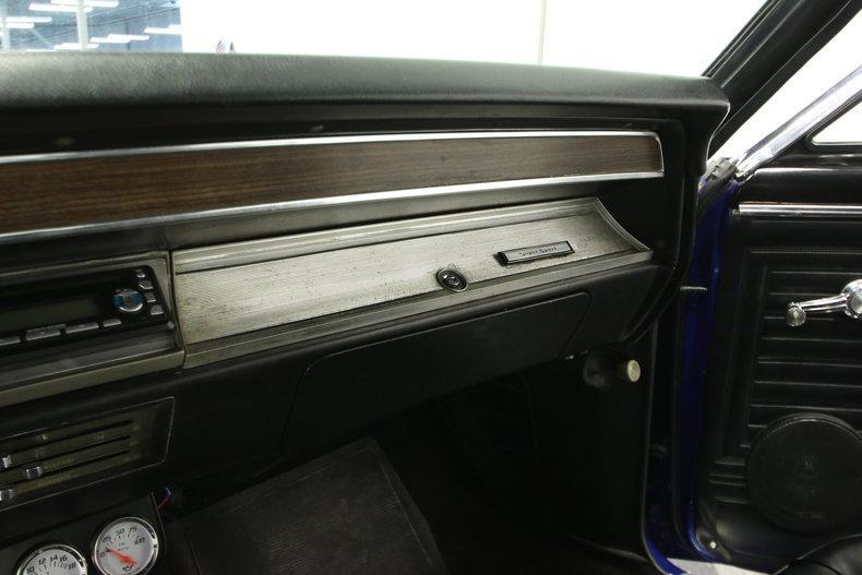 1967 Chevrolet Chevelle SS 396 Clone #40