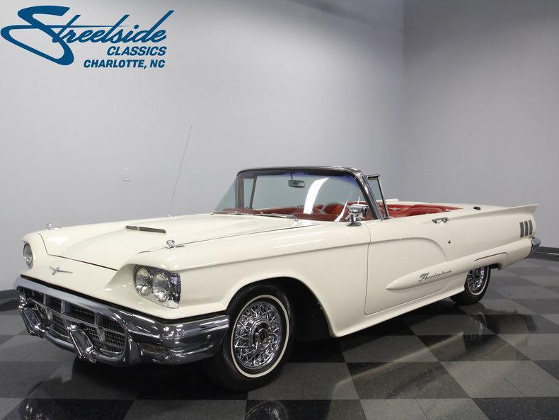 1960 Ford Thunderbird J-Code #0