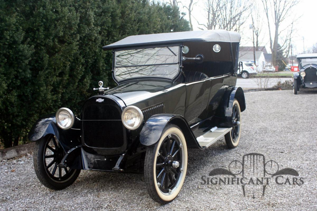 Chevrolet FB 50 Touring 1920 for sale | Autoclassics.com