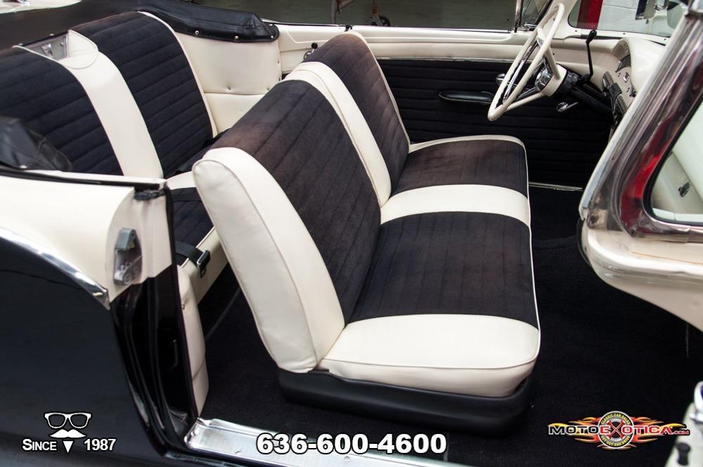 1957 Ford Fairlane 500 Sunliner Restomod #76