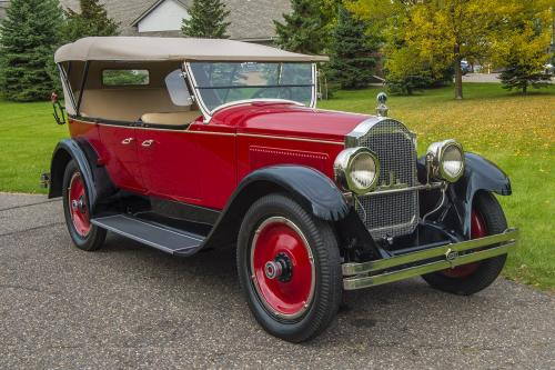 1929 Packard Touring Car For Sale: 1920-1929 Classic Cars For Sale