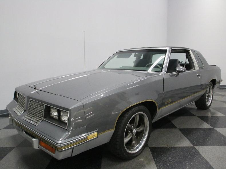 1985 Oldsmobile 442 #7