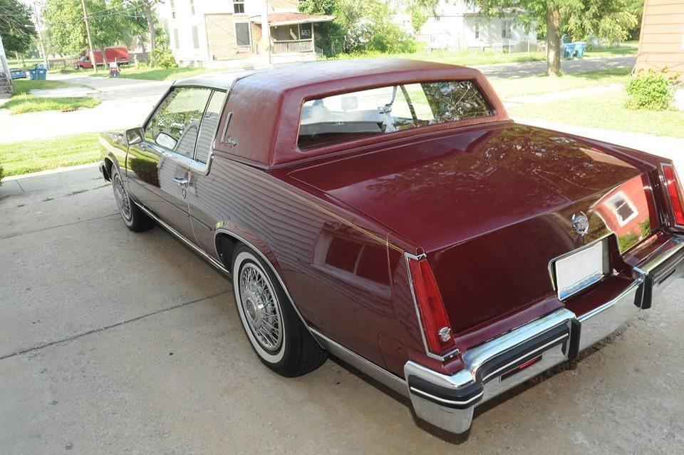 1984 Cadillac El Dorado -BIARRITZ EDITION- 48,500 ORIGINAL MILES- Stock # 841CV for sale near Mundelein, IL | IL Cadillac Dealer #4