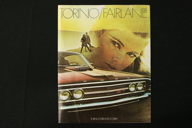 1969 Ford Torino GT #59