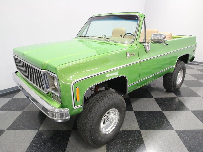 1975 Chevrolet Blazer K5 #8