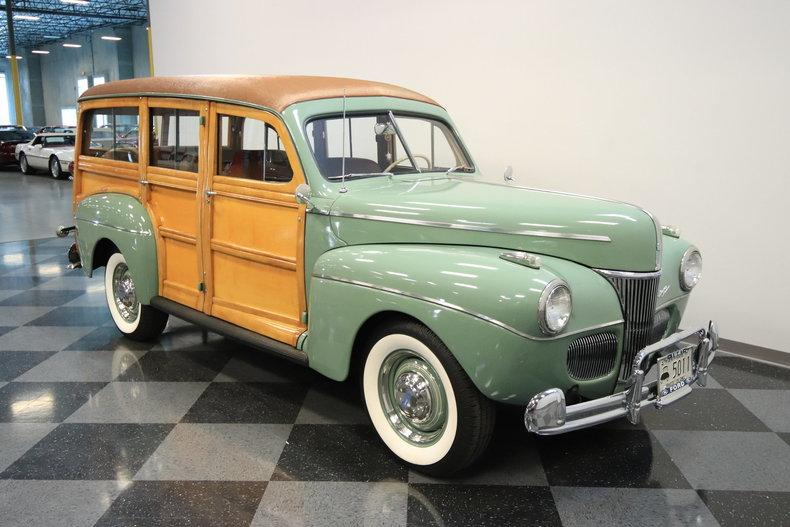 1941 Ford Woody Wagon #24