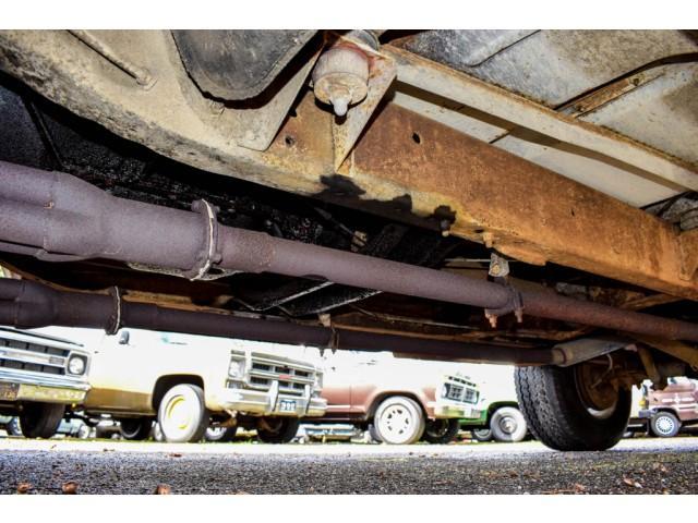 Chevrolet Pickup Custom Camper V8 #82