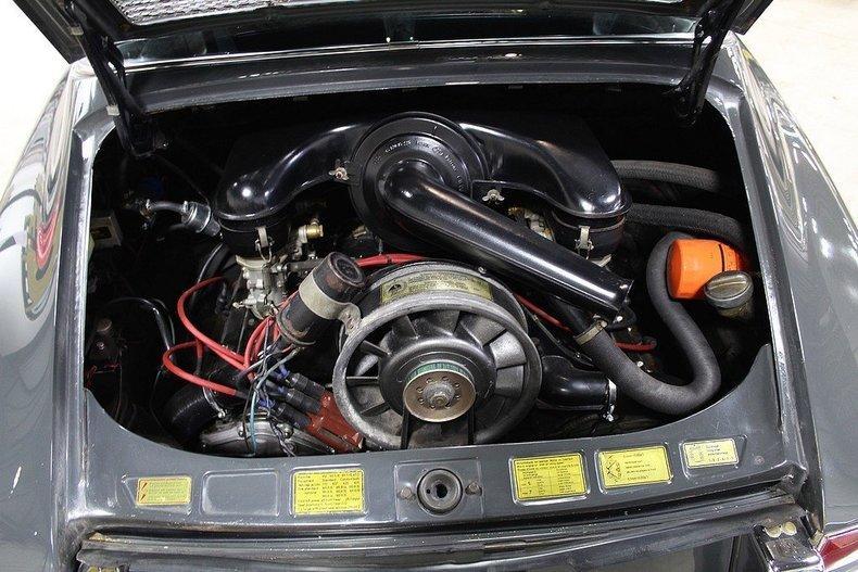 1969 Porsche 911 T #79