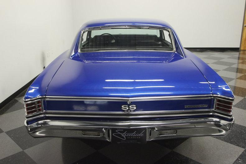 1967 Chevrolet Chevelle SS 396 Clone #16