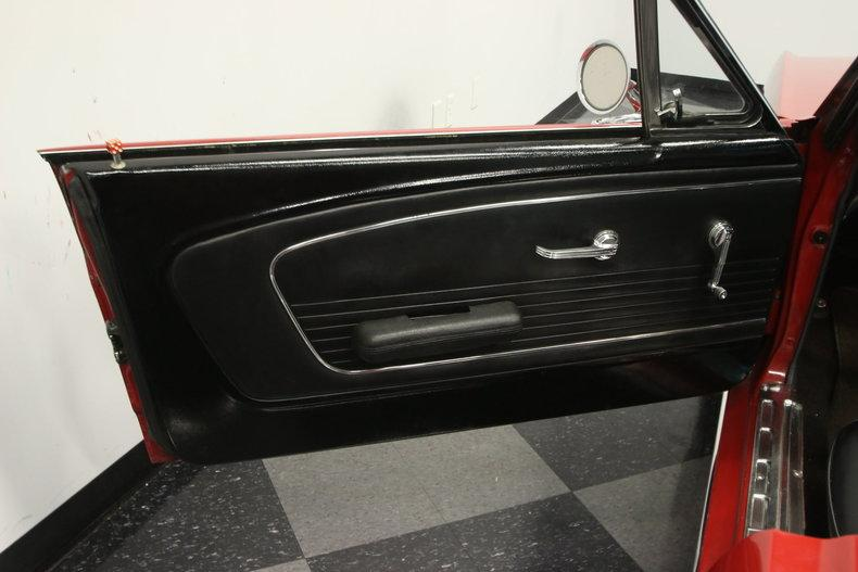 1966 Ford Mustang Convertible #38