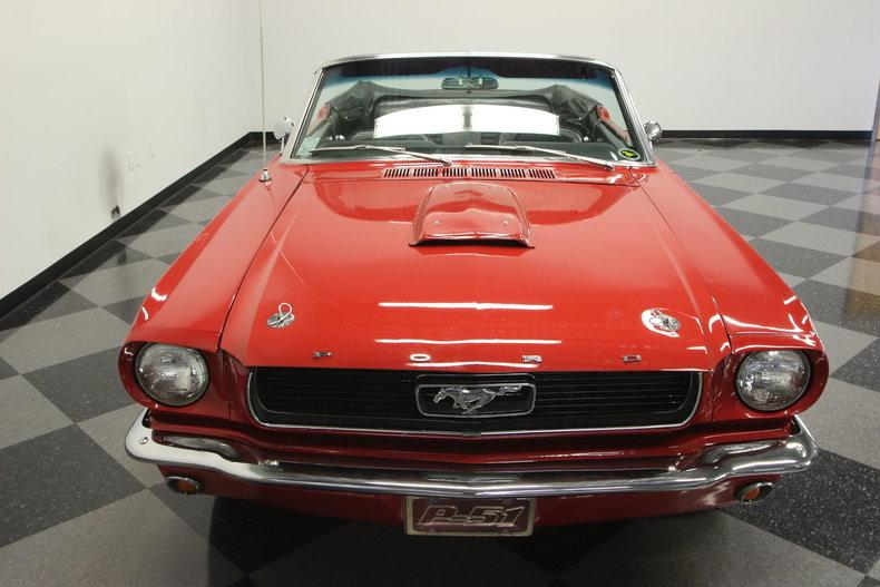 1966 Ford Mustang Convertible #5
